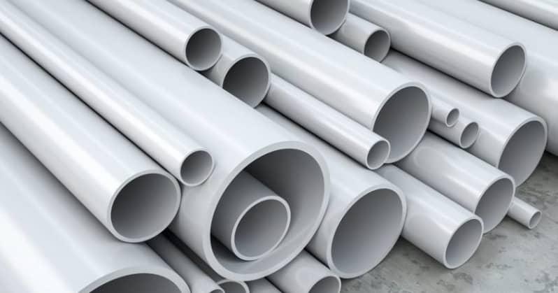 Tipos de tubos: PVC, CPVC, PPR, PEX, PVC Esgoto!